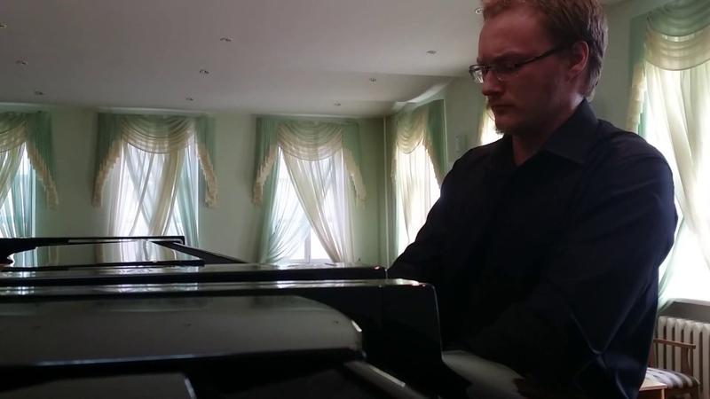 Н.Метнер - Сказка b-moll op.20 No.1