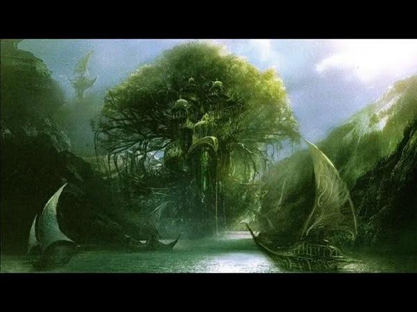 Эльфийка из Лесного союза