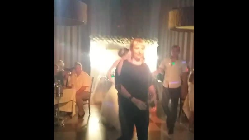 Танец папы с дочкой на свадьбе