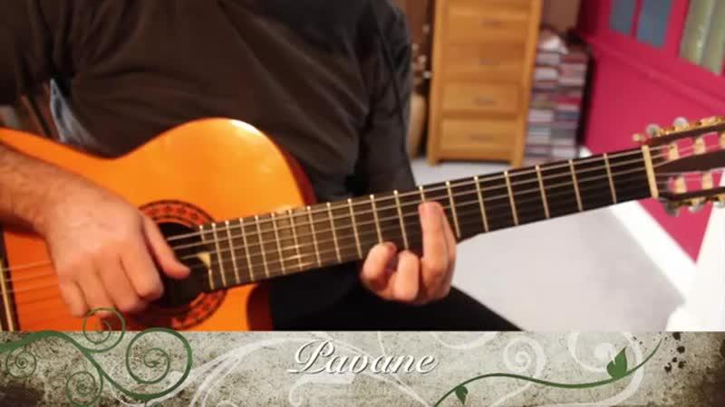 Pavane Fauré Backing Track for Guitar Violin Flute Saxophone Piano Vocal