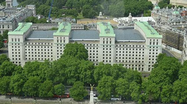 """Британский генерал заявил об угрозе новой """"Большой игры"""" с Россией"""