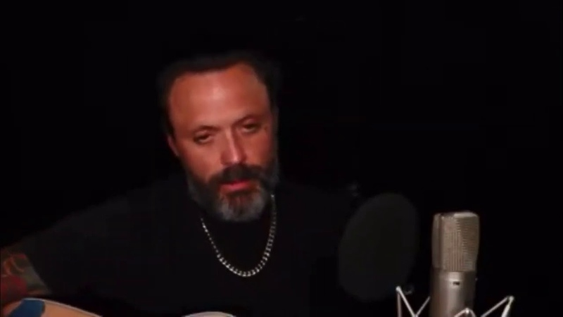Justin Furstenfeld - Don't Close Your Eyes (Keith Whitley cover)