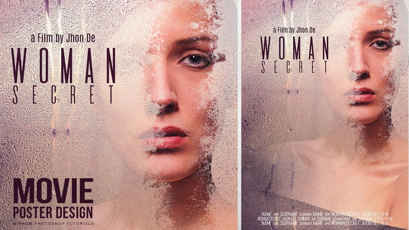 Create a Minimalist Movie Poster Concept in Photoshop CC