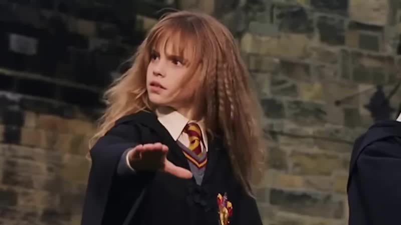 Гарри Поттер укрощение метлы