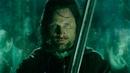 Арагорн договаривается с Войском Мёртвых Горцев Властелин колец Возвращение короля 2004