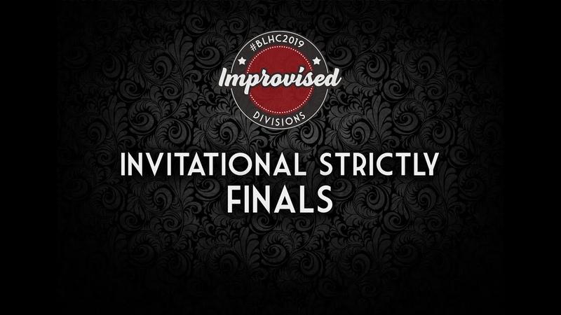BLHC 2019 Invitational Strictly Finals