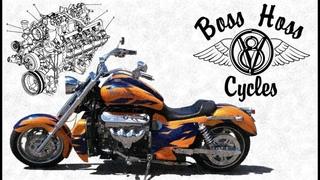 История мотоциклов Boss Hoss