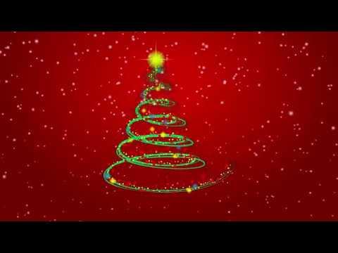 Новогодние футажи Елвки для видео монтажа открыток