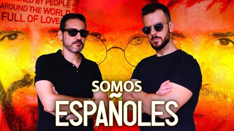 Somos Españoles Con Joan Planas Infovlogger y Sofía Rincón Himno de España Rap