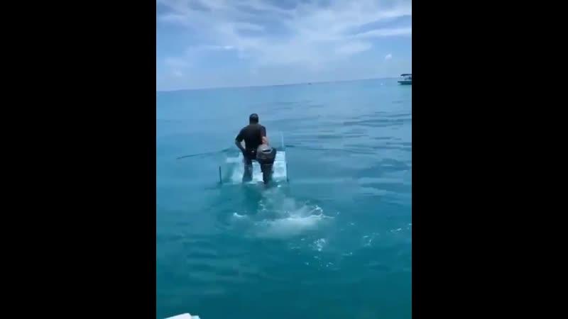 Невидимая лодка
