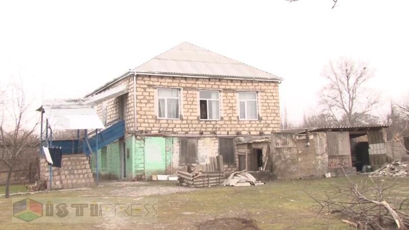 Siyasət Əsirlikdə olan Şahbaz Quliyevin evindən reportaj