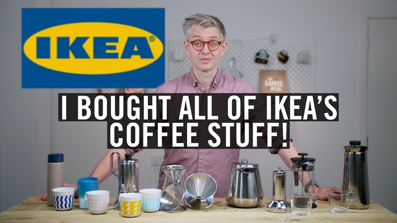 Review All of IKEA's Coffee Stuff