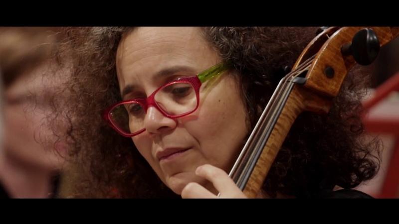 Telemann Concerto in A minor TWV 52 a1 Allegro Bolette Roed Robin Pharo Kore Orchestra