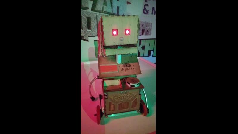 Выставка Майнкрафт в Мега Гринне