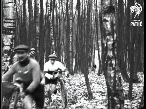 Cross Country Cycling AKA Agility And Endurance (1920)