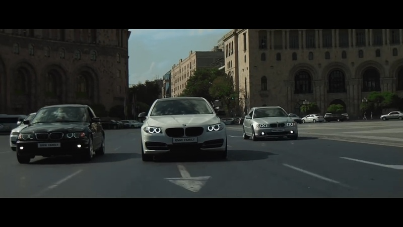 MiyaGi Эндшпиль - Без обид (BMW FAMILY YEREVAN)
