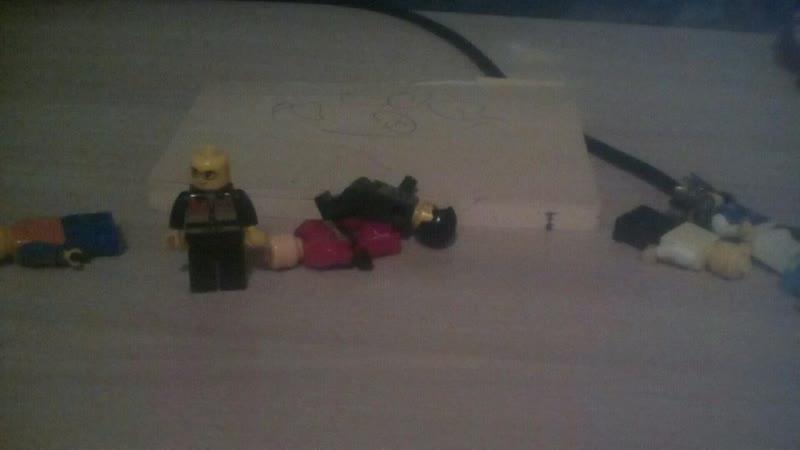 Лего мультик город странностей 1 сезон 8 серия (12 )
