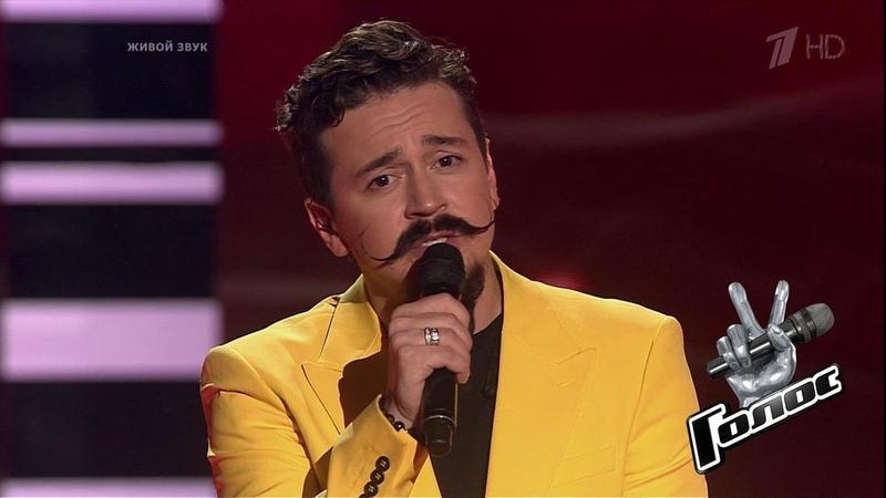ИвНабиев. «California Dreamin'». Голос 8. Слепое прослушивание. Фрагмент выпуска от18.10.2019