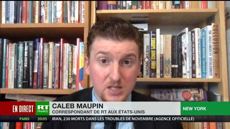 Vu de l'extérieur Evénements aux Etats Unis Les médias américains ne remplissent pas leur rôle