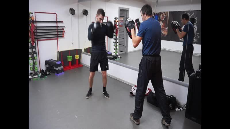 тренировка по боксу в х-прайде. часть 3