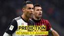 AC Milan vs. Juventus prediction team news, Preview, lineu
