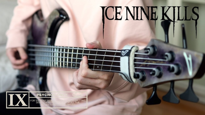 Ice Nine Kills - Rocking the Boat (feat. Jeremy Schwartz) | Bass Cover
