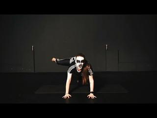 #1- BLACK METAL BVRN w/ Black Widow Yoga featuring