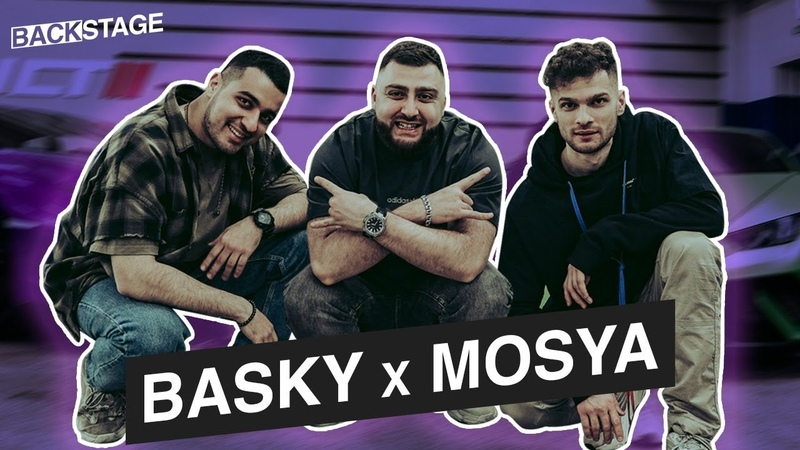Basky x Mosya о гонорарах EDM звезд потасовке в Дубаи Backstage Show
