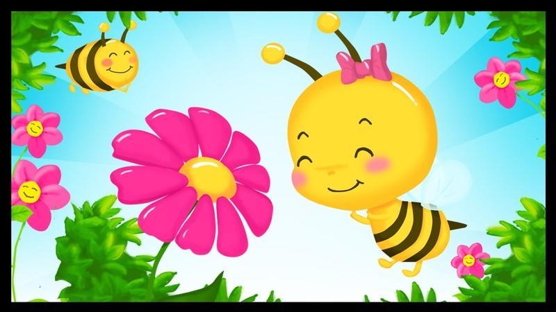 Bzz Bzz Bzz Le chant des abeilles Chanson pour enfant Titounis