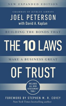 10 Laws of Trust - Joel Peterson