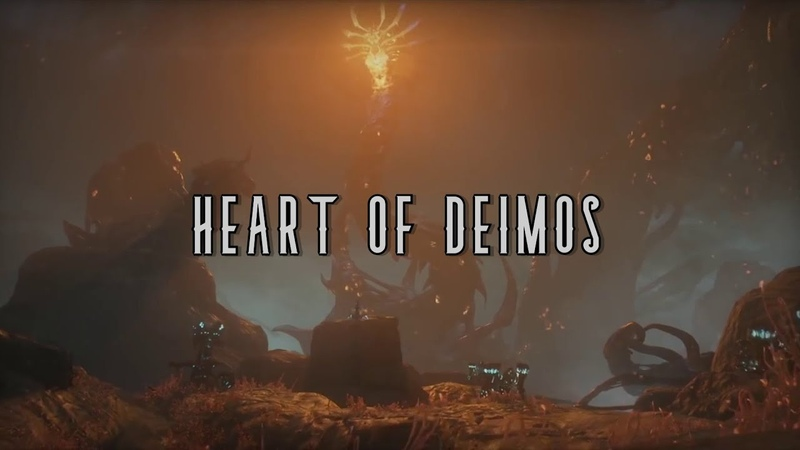 WARFRAME HEART OF DEIMOS Prometheus Trailer