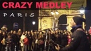 Medley (Let it be - No woman no cry - Nossa nossa - Don't worry, be happy - Lemon tree) in Paris