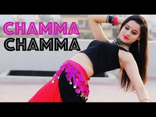 Chamma Chamma Full Video - Fraud saiyaan   Dance Cover by Priya & Laxmi-Neha Kakkar Songs#No1tending