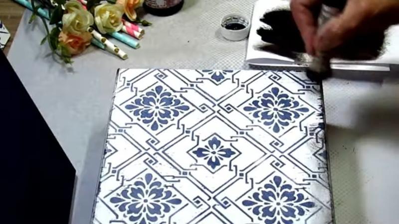 Artesanato com Caixa Façaevenda