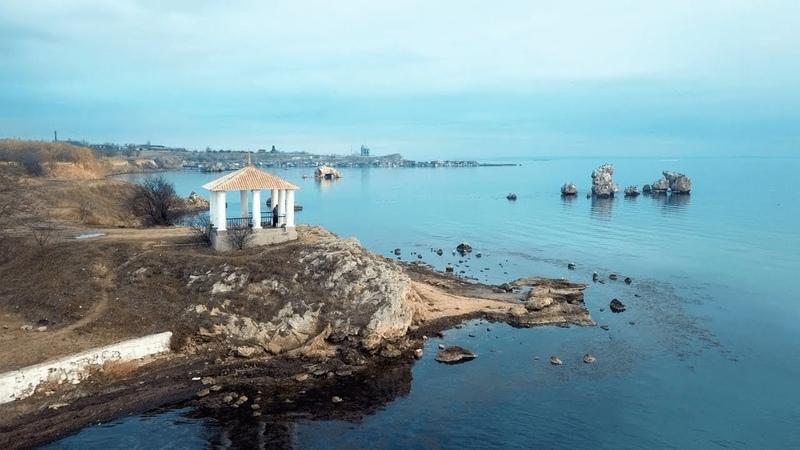 Керчь и её окрестности 5 Древнее городище Мирмекий Побережье пролива