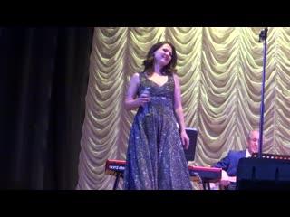 Татьяна Кармалеева - На катке (Сергиево-Посадский оркестр)