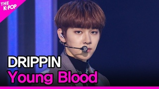 DRIPPIN - Young Blood [THE SHOW 210413]