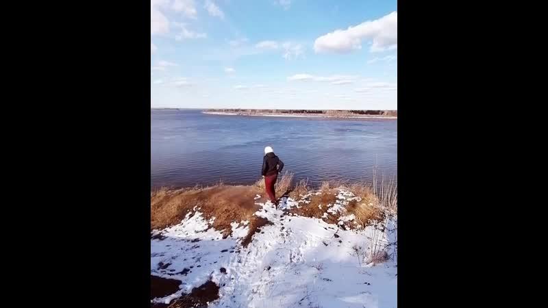 Высокий берег Волги