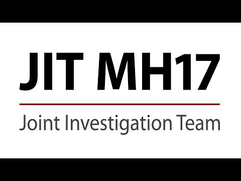 Update in criminal investigation MH17 disaster