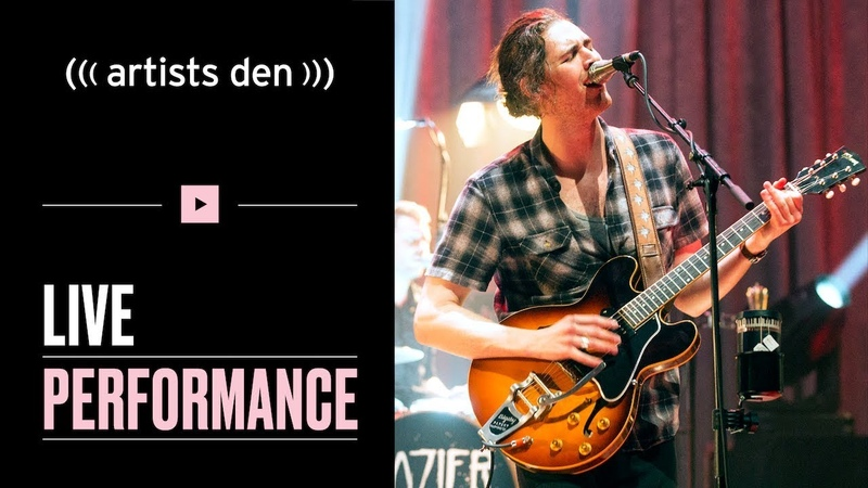 Hozier Performs Cherry Wine at the Theatre at Ace Hotel | Artists Den