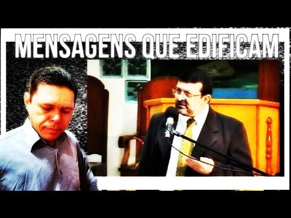 SERIE MENSAGENS QUE EDIFICAM = PR MARCOS GRANCONATO