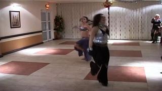 Стилизация Ирландского танца + танец живота/ Styling Irish Dance + Belly Dance, Belarus 2009