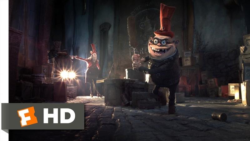 The Boxtrolls 1 10 Movie CLIP Acquire Them 2014 HD