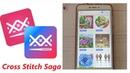 Всё, что вы хотели знать о программе для вышивки Cross Stitch Saga