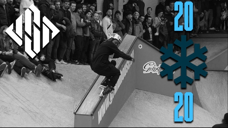Winterclash 2020 FINALS RAW USD Skates