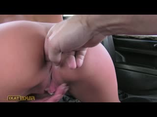 FakeTaxi - Chantelle Fox - May 16th, 2013 - Cheating Dark Haired Hottie Jumps On Cabbie's Cock