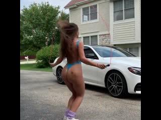 Жопастенькая lana rhoades (порно, секс, эротика, попка, booty, anal, анал, сиськи, boobs, brazzers)