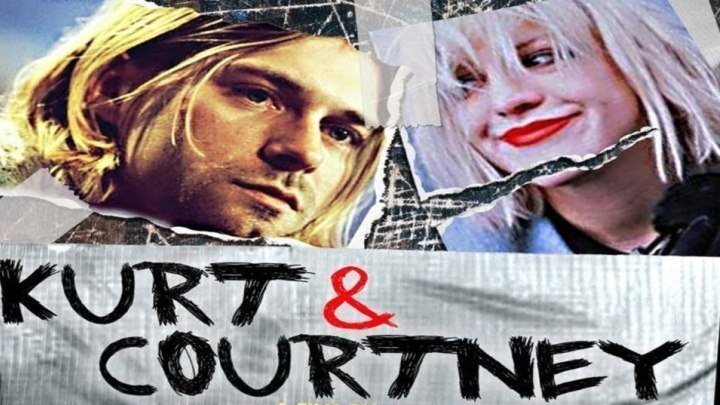 Курт и Кортни Конец Нирваны Kurt Courtney 1998 Реж Ник Брумфилд в рол Курт Кобейн Кортни Лав Эл Дьюс Том Грэнт Хэнк Дэвид Грол Хэ