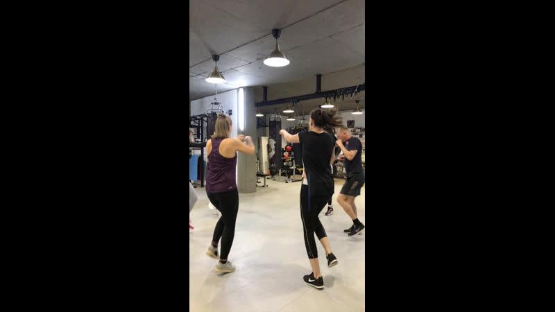 Live: Бокс Новороссийска с/к White Gym
