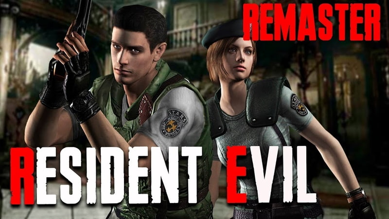 Прохождение Resident Evil HD Remaster за Джилл на ХАРДЕ